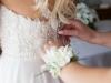 suknia ślubna i dodatki dla świadkowej - fotograf ślubny Tarnów