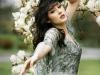 sesja-portretowa-Tarnow-sesja-plenerowa-w-magnoliach-makijaz-na-sesje-fotograficzna-mietowa-sukienka-fotograf-Tarnow