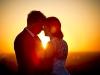 sesja ślubna o zachodzie słońca - fotograf ślubny Tarnów