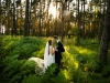 sesja-ślubna-w-lesie-Fotograf-Brzesko-sesja-zdjęciowa-w-paprociach-plener-ślubny-fotograf-ślubny-Nowy-Sącz