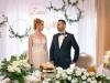 Przyjęcie weselne w Agawa Tuchów - dekoracja stołu Par Młodej - fotograf ślubny Tarnów, Brzesko